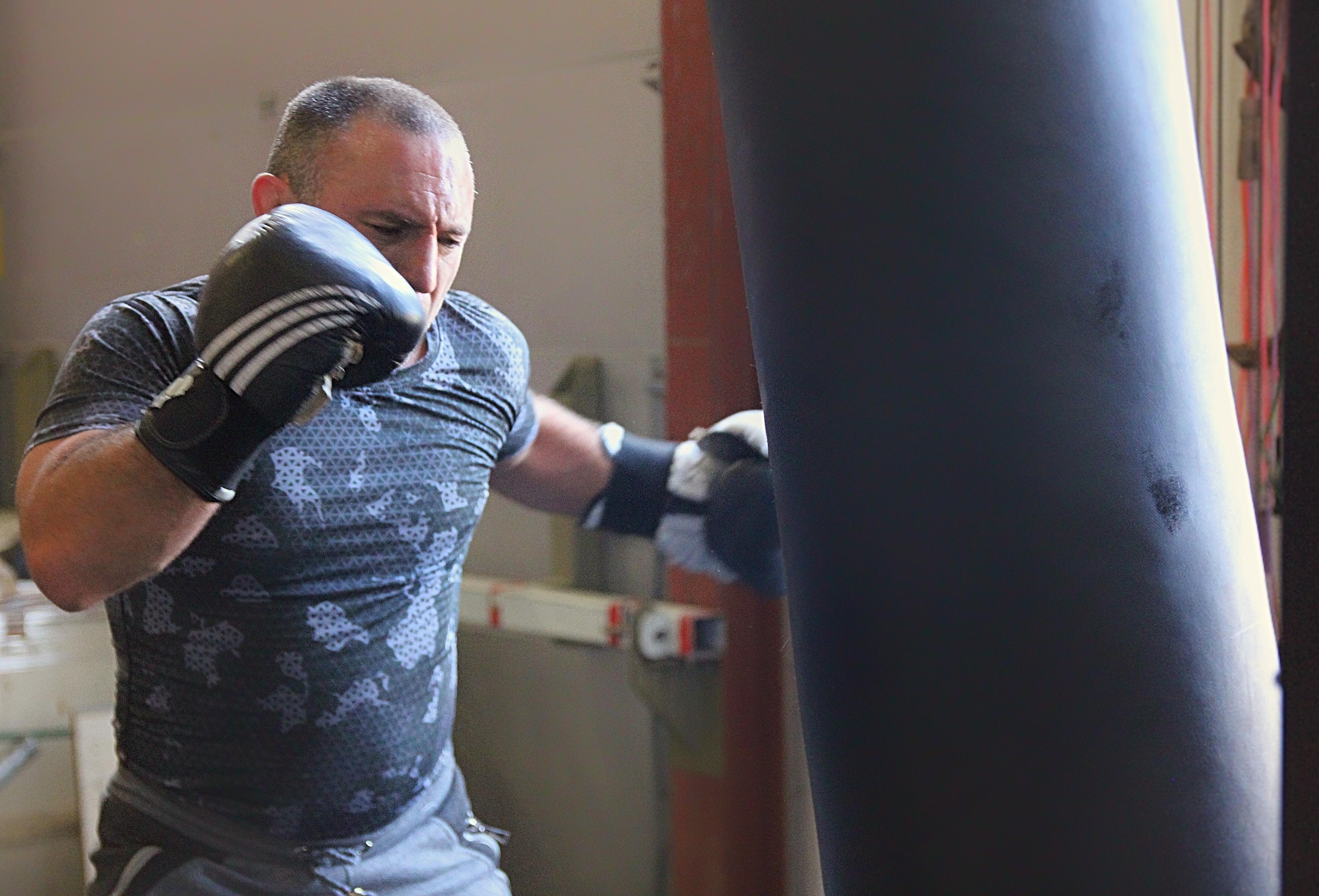 Mihai Boxing