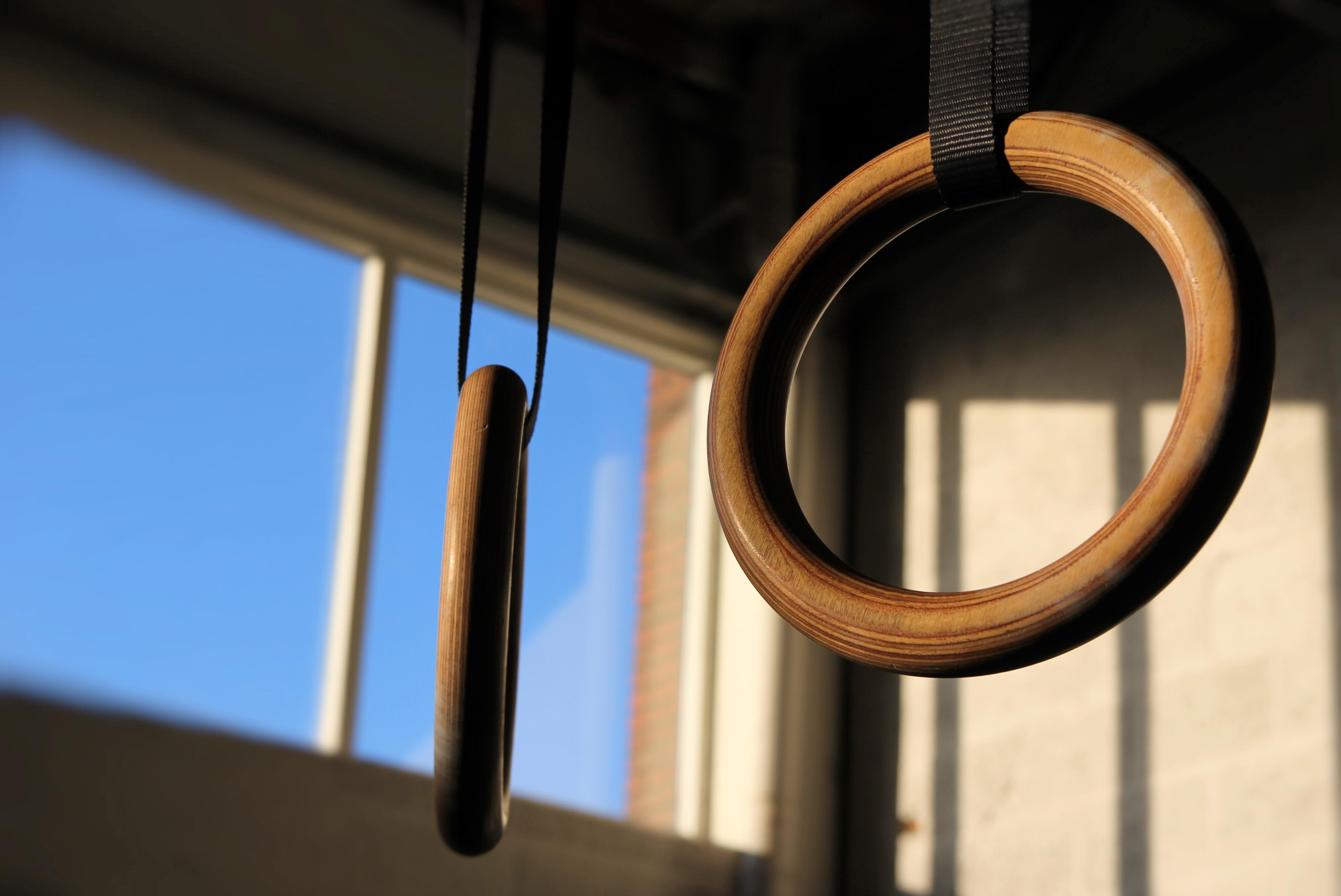 Rings In Sun